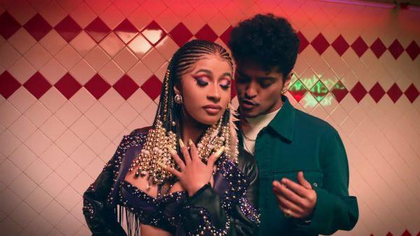 Videoclip Bruno Mars Cardi B Please Me