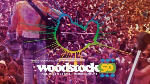 Woodstock 2019 50 ani aniversare lineup (1)