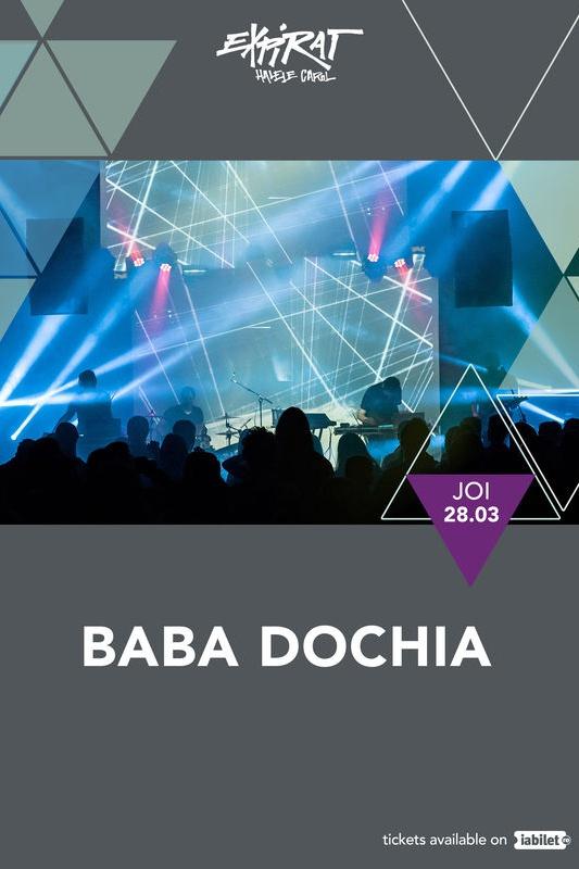 Baba Dochia la Expirat Club