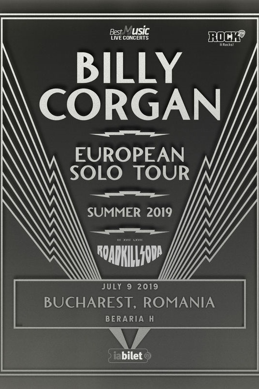 Billy Corgan (Smashing Pumpkins) la Berăria H