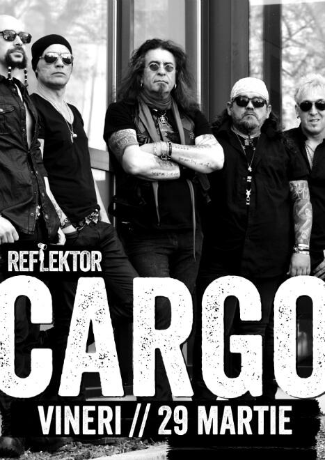 Cargo la Reflektor Venue