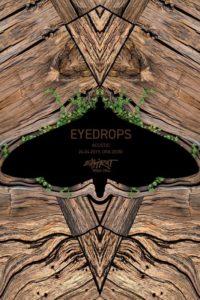 Eyedrops - acustic
