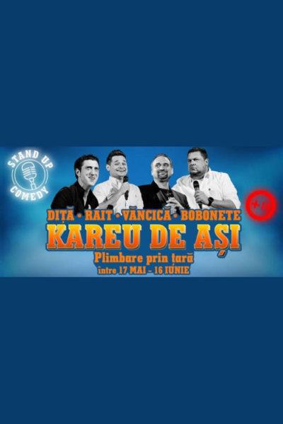 Poster eveniment Kareu de Ași