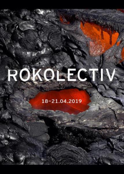 Poster eveniment Rokolectiv Festival 2019