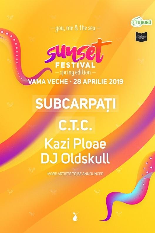 Sunset Festival - Spring Edition 2019 la Vama Veche