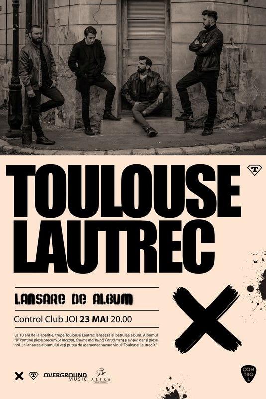 Toulouse Lautrec la Club Control