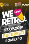 We Love Retro 2019 București