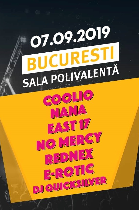 We Love Retro 2019 București la Sala Polivalentă