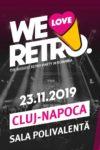 We Love Retro 2019 Cluj-Napoca