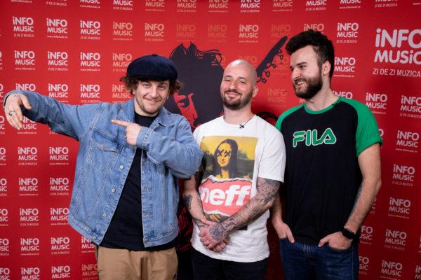 Macanache, Silviu Ruta și Radu Burcea își caută coleg la tobe