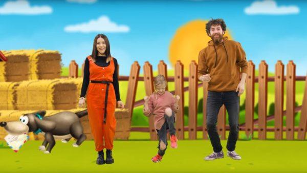 Planeta Veselă - TRU TRU TRU (+Nicoleta Nucă): Cântece educative pentru copii