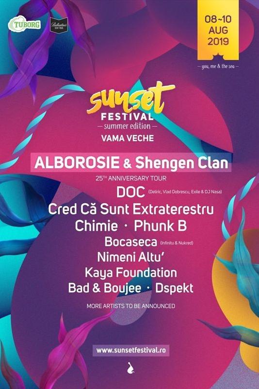 Sunset Festival 2019 la Vama Veche