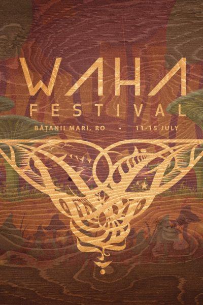 Poster eveniment Waha Festival 2019