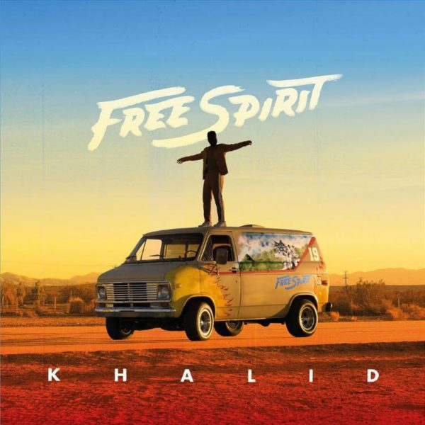 Coperta Album Khalid Free Spirit