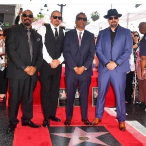 Cypress Hill stea Hollywood Walk of Fame