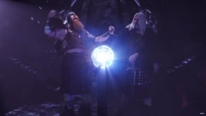 Videoclip Amon Amarth Crack The Sky