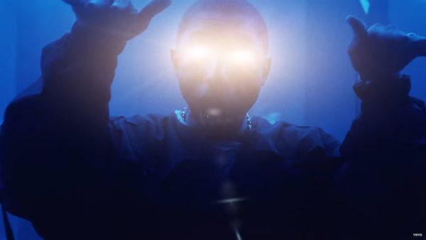 Videoclip Gesaffelstein Pharrell Blast Off