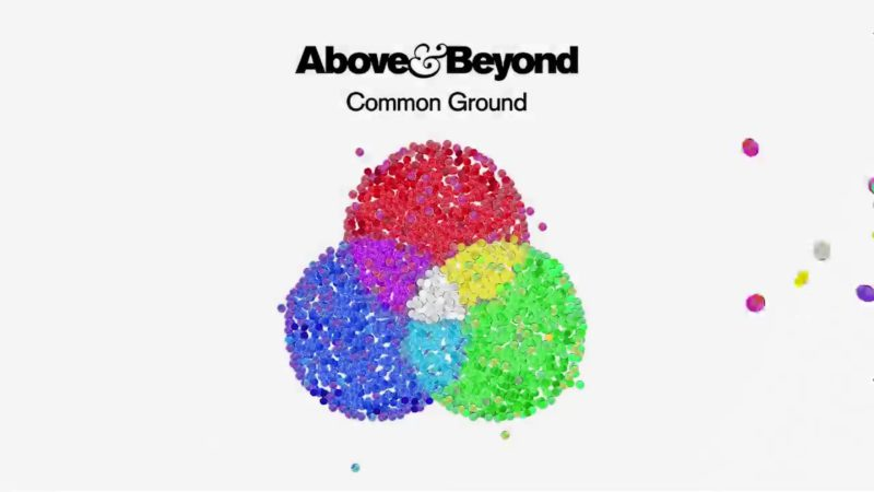 Above & Beyond - Common Ground