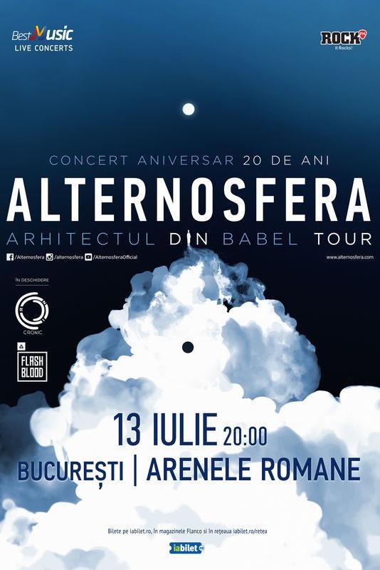 Alternosfera - 20 de Ani la Arenele Romane