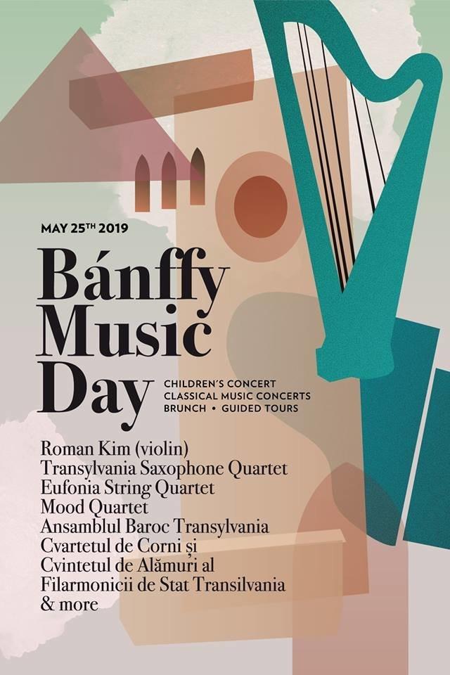 Bánffy Music Day 2019 la Castelul Banffy