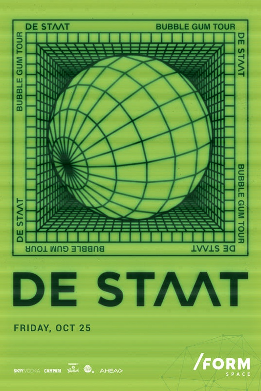 De Staat la Form Space Club