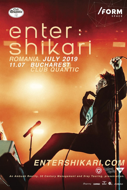 Enter Shikari la Quantic Club