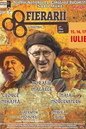 Fierarii la Teatrul Naţional București