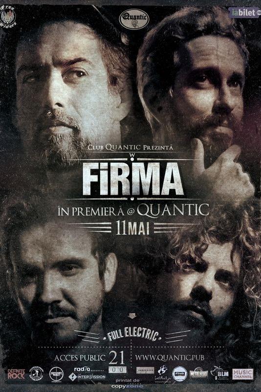 FiRMA la Quantic Club