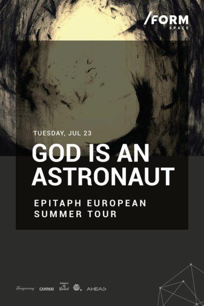 Poster eveniment God Is An Astronaut