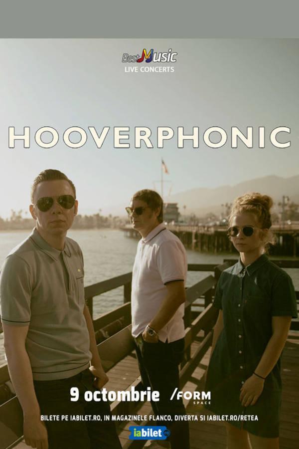 Hooverphonic la Form Space Club