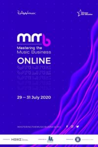 Mastering the Music Business 2020 - ONLINE