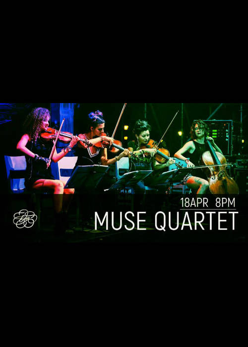 Muse Quartet la Club Eden