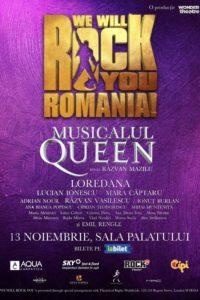 "Musicalul Queen: ""We Will Rock You"""