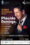 Sala Polivalentă Craiova,, Sâmbătă 20 Aprilie, Plácido Domingo Jr.