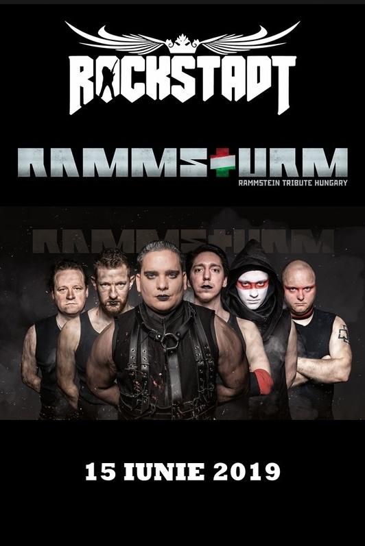 Rammsturm – Tribut Rammstein la Rockstadt