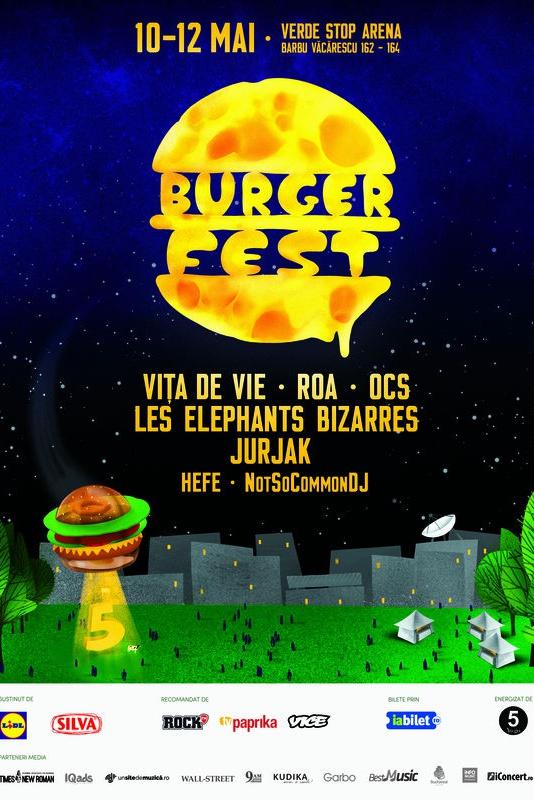 Burgerfest 2019 la Verde Stop