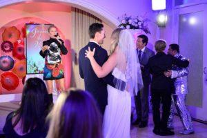 Celine Dion & Kimmel Vegas Wedding