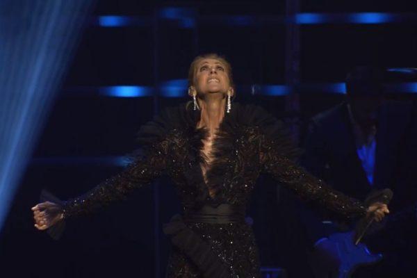Celine Dion Los Angeles 3 Aprilie
