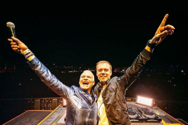 David Lee Roth și Armin van Buuren