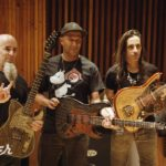 Scott Ian, Tom Morello & Nuno Bettencourt