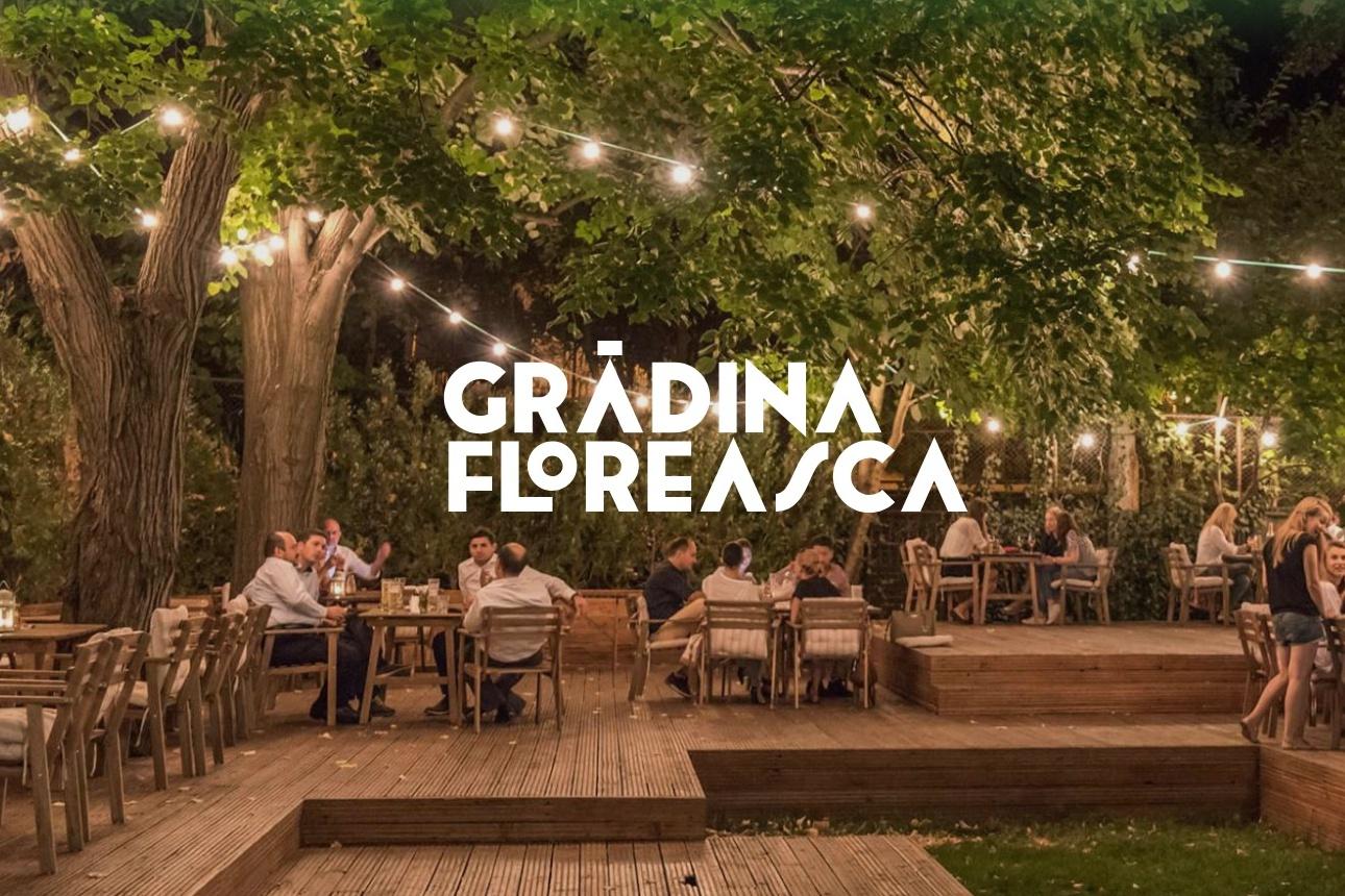 Grădina Floreasca din București