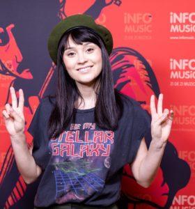 Irina Rimes la InfoMusic (26 martie 2019)