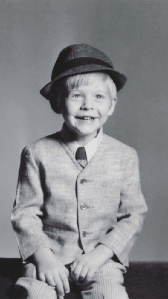 Kurt Cobain copil
