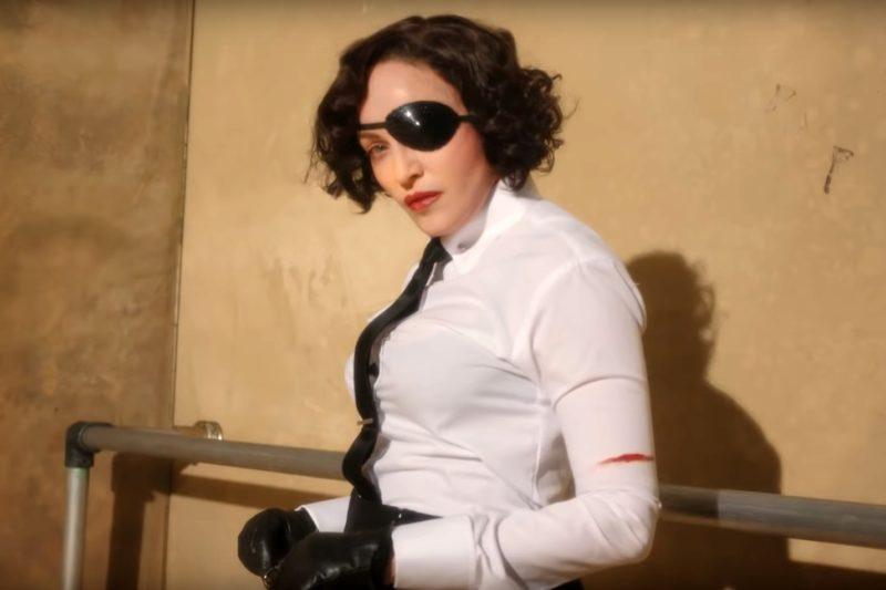 """Madonna în teaser-ul noului album """"Madame X"""""""