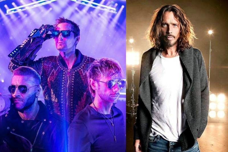 Muse / Chris Cornell