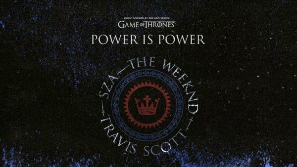 Power Is Power - The Weeknd, Sza & Travis Scott