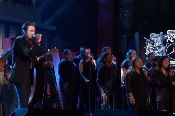 The Killers @ Jimmy Kimmel Live