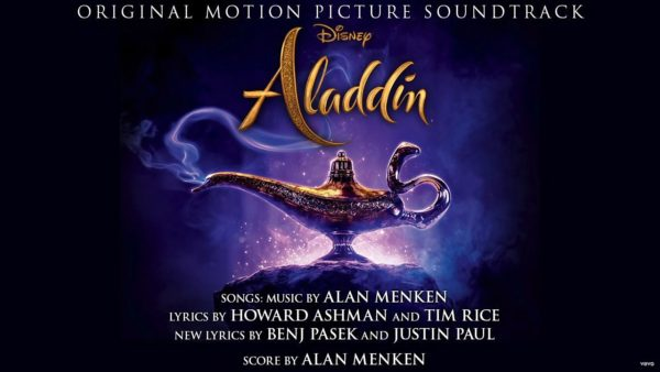 Aladdin coloana sonora Will Smith DJ Khaled Friend Like Me
