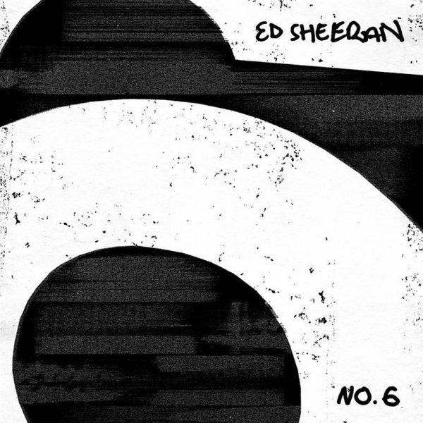 Coperta Album Ed Sheeran No 6 Collaborations Project