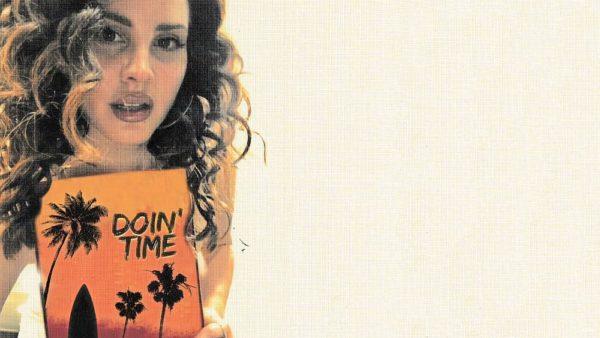 Coperta single Lana Del Rey Doin Time